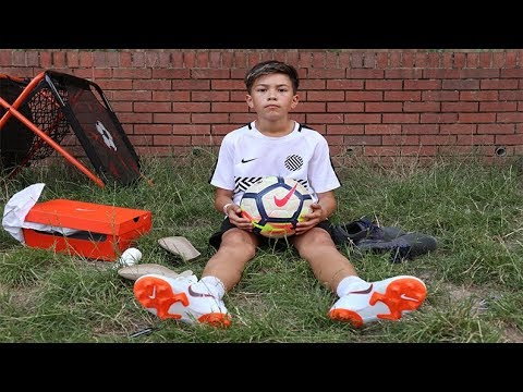 f9dd70fb7744a Nike Mercurial Superfly 360 Elite Mbappe boots - Kids Unboxing - YouTube