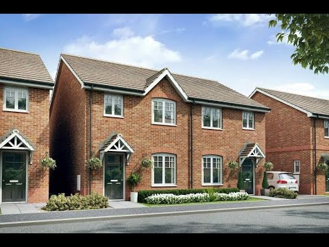 Taylor wimpey - The Gosford @ Burlington fields Shifnal Shropshire by Showhomesonline