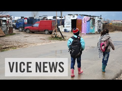 On The Line: David Enders on Syrian Refugees in Lebanon