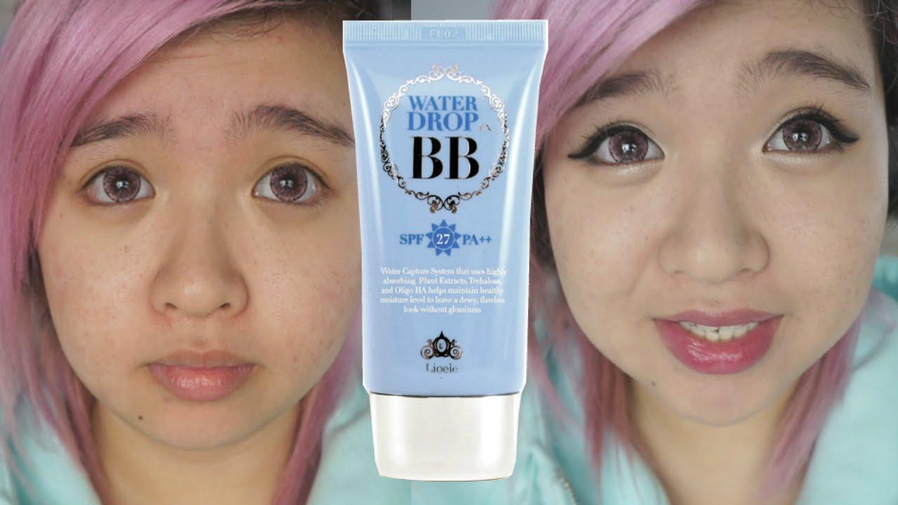 Lioele Water Drop Bb Cream Spf 27 Pa First Impression