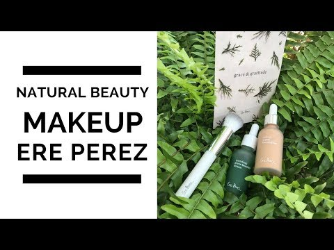 How to Beautify your Face Naturally {Ere Perez}