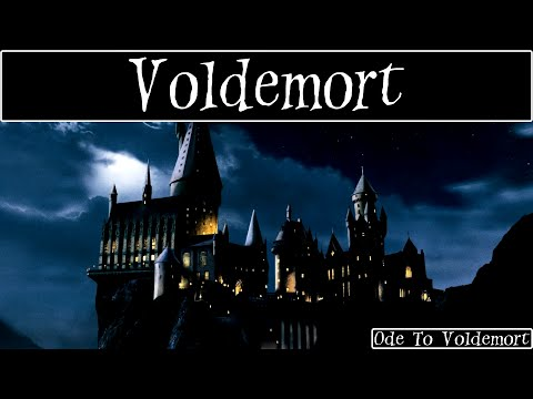 Ode to Voldemort - Harry Potter Song [On Screen Lyrics]