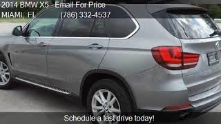 2014 BMW X5 sDrive35i 4dr SUV for sale in MIAMI, FL 33142 at