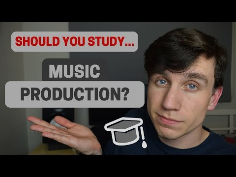 Should You Study Music Production?