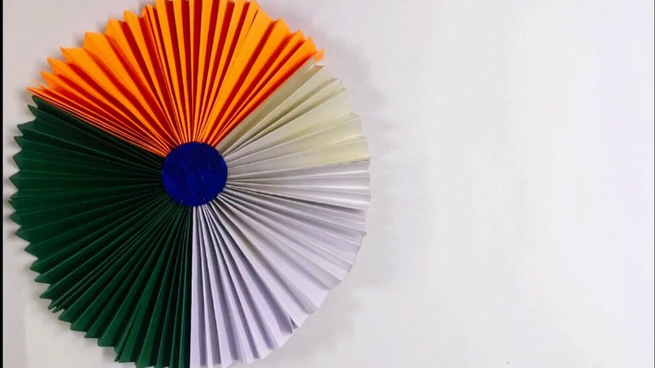 Independence Day Backdrop Idea Youtube