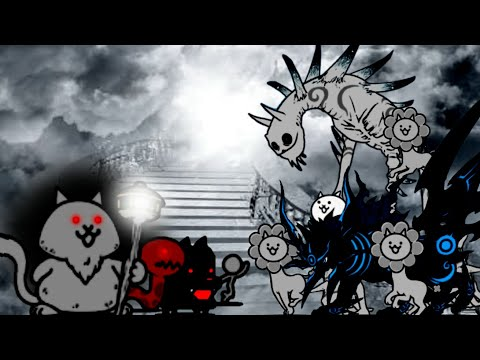 The Battle Cats - Heavenly Tower Floor 30 (New Legend Cat Lorax)