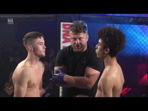IMPACT FIGHT 16 - Ashdon Bux Vs Alex Andrews