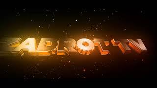 Основное интро канала Zadrot TV