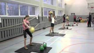 Анастасия Филипских - Рывок гири, 16 кг, девушка