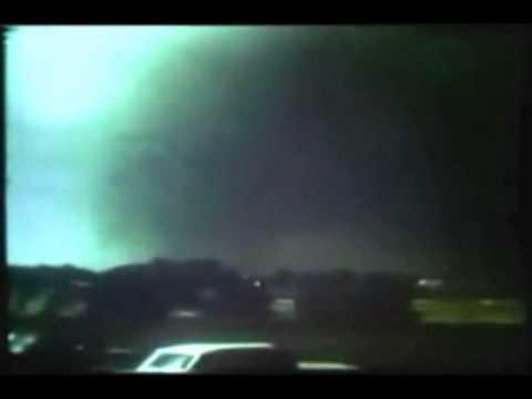 1966 Topeka, KS F5 Tornado Footage