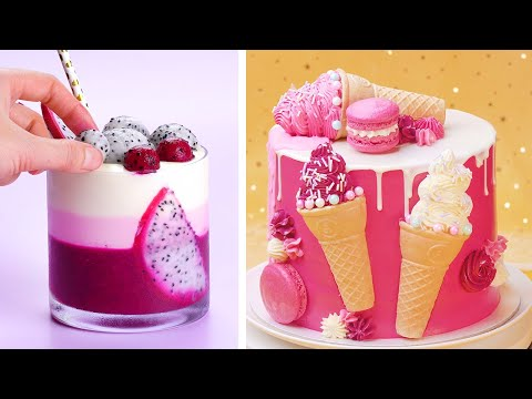 Hot Trend Colorful Cake Decorating Ideas 2020 | Beautiful Cake Decorating Tutorials | Tasty Cake