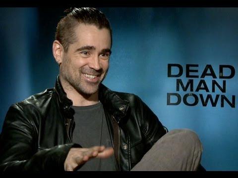 Dead Man Down - Colin Farrell Interview