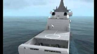 DCNS - GOWIND Family Of Corvettes [480p]