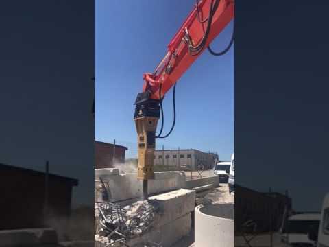 OSA Demolition Equipment - HB Series