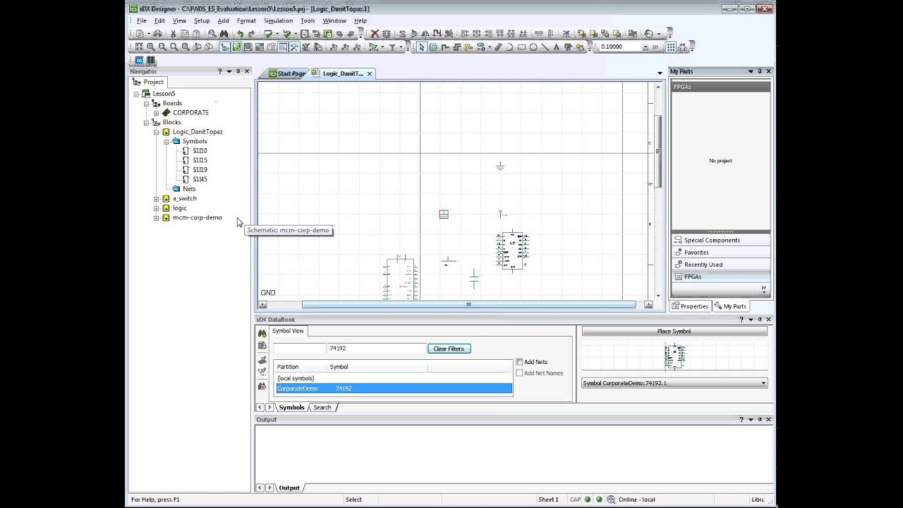 Introduction Video 2 Xdx Designer Workspace In The Pads Flow Youtube