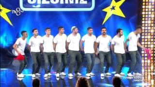 Yetenek Sizsiniz Türkiye halay performansı Van Gevaş TAXAJORİ EKİBİ