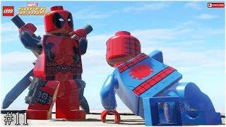 LEGO Marvel Superheroes - Deadpool Mission 11 - Stranger Danger