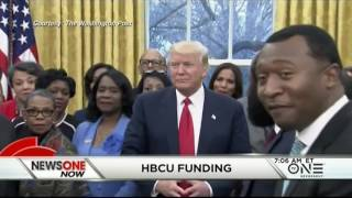 Where Is The Increase In Funding To HBCUs In Trump's Budget?