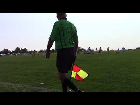 OEK 04 Academy vs Club Ohio Green 2nd Half Part 1