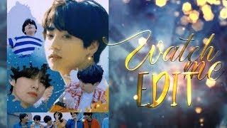 Download K Pop Aesthetic Edit Tutorial Watch Me Edit Bts Jungkook
