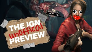 Resident Evil 2 Remake - The Unofficial IGN Preview