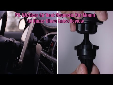 pr:-wizgear-air-vent-magnetic-car-mount-by-upper-class-sales-review