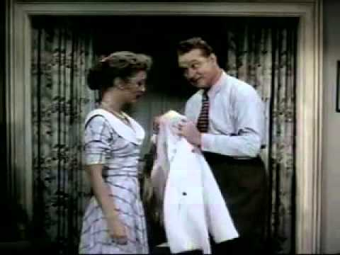 Baby It's Cold Outside  Betty Garrett and Red Skelton from