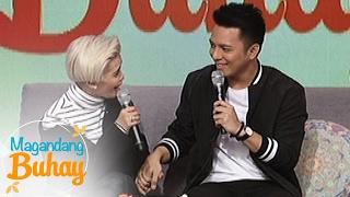 Magandang Buhay: KZ and TJ's love story