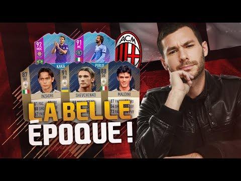AC MILAN - LA BELLE ÉPOQUE !