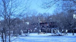 Освобождение Воронежа - историческая реконструкция