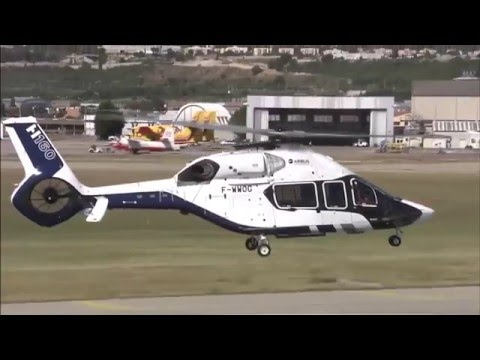 French Helicopter Airbus Modern Technologies