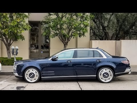 The Weirdest One-Off Mercedes: S600 Royale