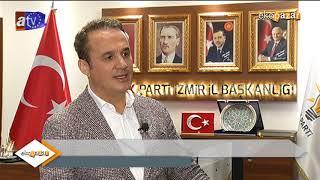 AK PARTİ İZMİR İL BAŞKANI AYDIN ŞENGÜL  ATV AVRUPA EKOPAZAR 18 MART 2018