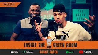 Welcome to Inside the Green Room with Danny Green