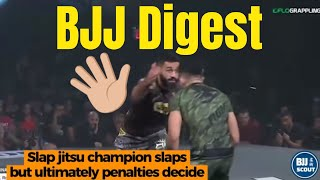 BJJ Digest #48 : Kasai Recap - Stalling, Iffy Refereeing and Decision Victories