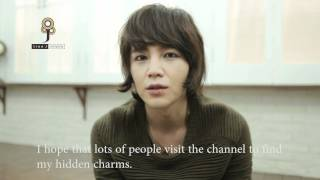 Greeting from Jang Keun Suk for Youtube Channel open.