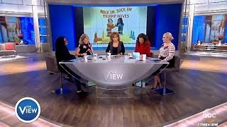 New Toy Rock Em Sock Em Melania & Ivana TRUMP's (Hilarious)  - The View