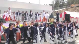 阿賀中ソーラン節は魂の踊りです これまでに4つの魂の踊りを創作してき...