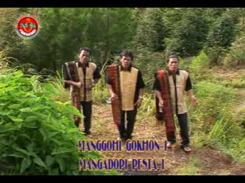 Trio Santana - Gokkon Dohot Jou Jou