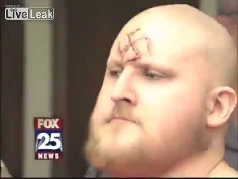 Neo Nazi Claims Hes Innocent !!!! Is This Guy For Real