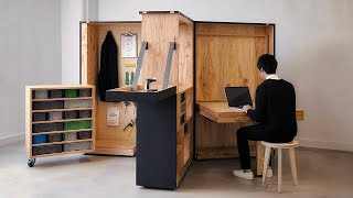 Ingenious Transformer Furniture | and Amazing Space Saving Design Ideas ▶ 7 !