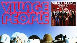 Village People - In Hollywood (Everybody Is A Star)