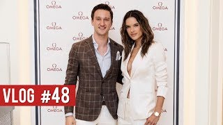 THREE DAPPER MIAMI LOOKS IN 36 HOURS || w/ Omega Watches and Alessandra Ambrosio