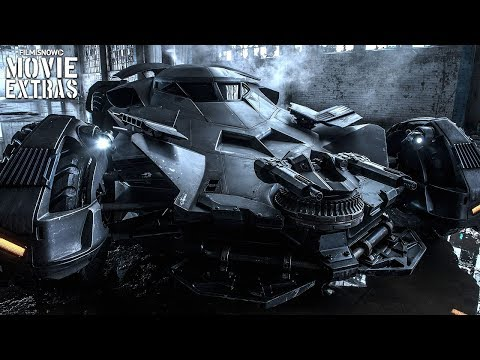 "Batman v Superman: Dawn of Justice ""Creating Batmobile"" Featurette (2016)"