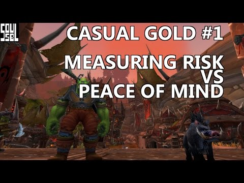 Low risk gold making with Inscription, worth your time? - Casual Gold #1
