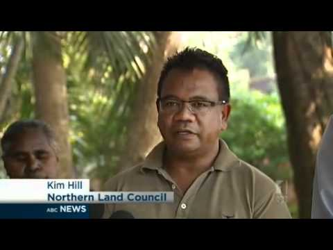Traditional Owners Sign NT Mine Deal
