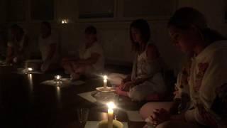 SPLN MESIACA - VIERKA AYISI  /INSPIRIT WOMAN ORG. BY VIERKA AYISI/
