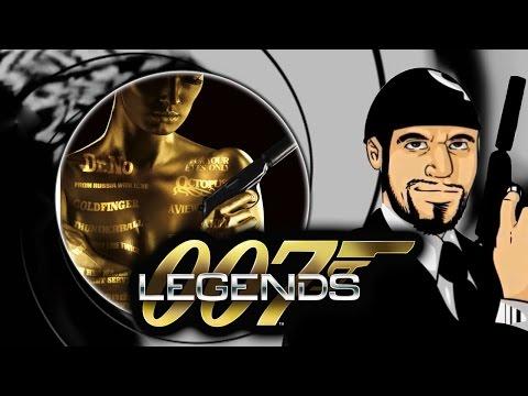 007 Legends/Top Ten - Matt's Sexy Bond-A-Thon (WRAP UP/FINALE)