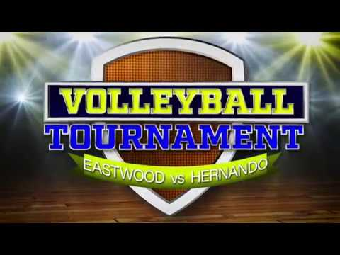 Volleyball - 8TH GRADE Eastwood Middle School vs Hernando Middle School TOURNAMENT 2018