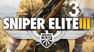 видео Прохождение Sniper Elite 3 — Часть 3: Засада